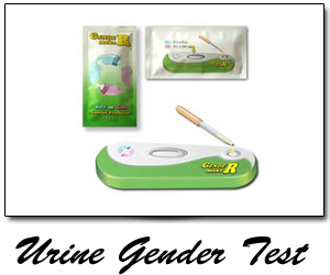 urine gender predictor